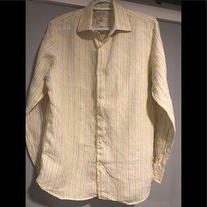 Banana Republic Men's Linen Shirt